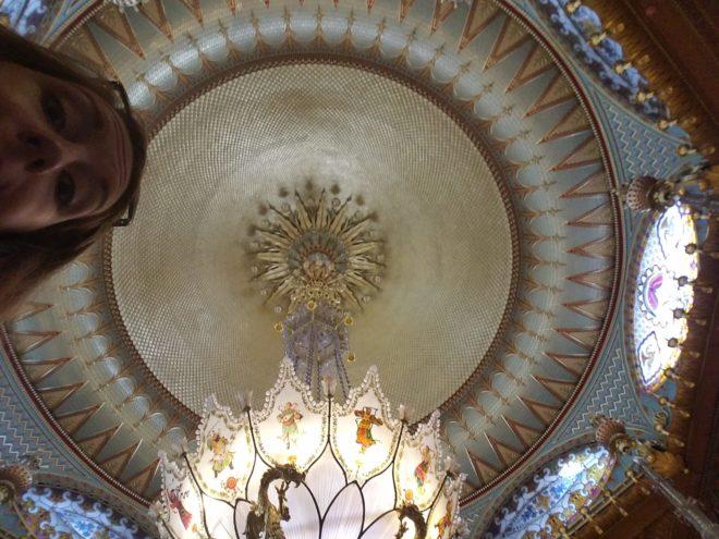 Royal Pavilion chandelier